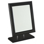 Mirror: Black Wood