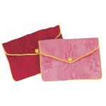 Colorful Pouch with Zipper: Small
