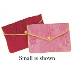 Colorful Pouch with Zipper: Extra Large