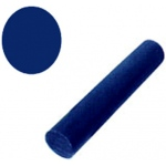 Solid Wax Tube: Blue, 7/8""