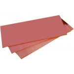 Casting Wax Sheets: Pink, 12 Gauge, 5 oz. Box